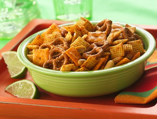 Taco-Seasoned Chex® Mix | by Pillsbury.com