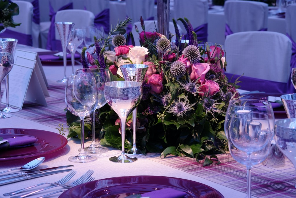 88 Events Designs A Wedding At Boat Of Garten Table Cent