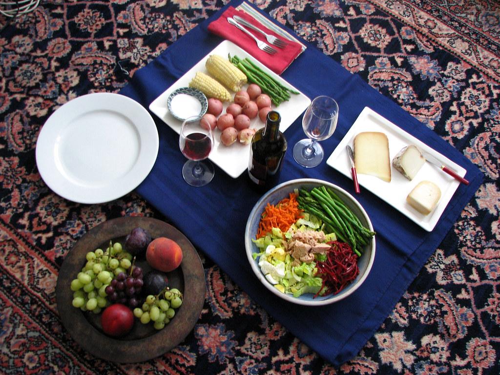 indoor picnic | pastrystudio | Flickr