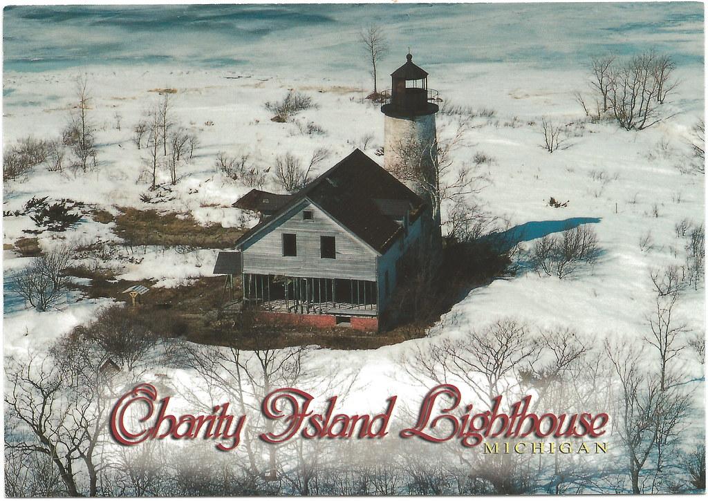 Charity Island Lake Huron