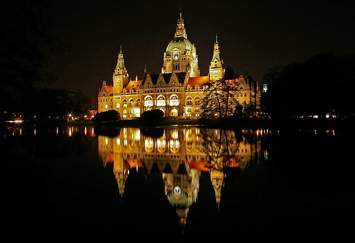 Hannover townhall | by Little♥Krawler
