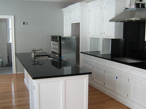 Absolute Black Granite Kitchen : Absolute black granite countertops superior m g flickr