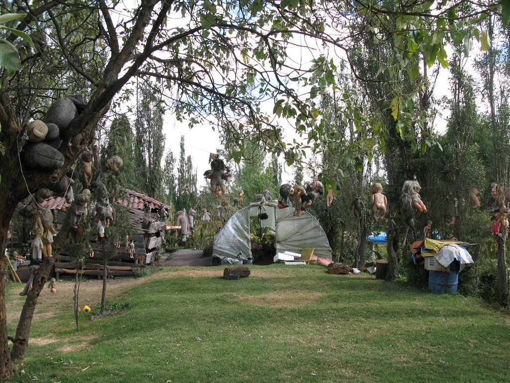 Isla De Las Munecas | In Xochimilco on the outskirts of ...