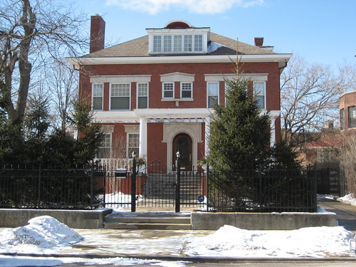 House Plans Similar To Homes Of American Presidents Dfd