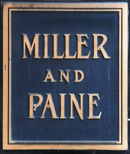 Lincoln Ne Miller And Paine Department Store Plaque Flickr