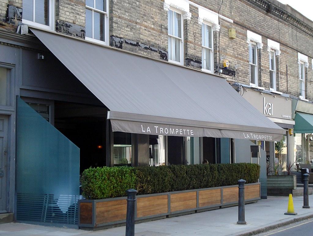 Devonshire Road Chiswick Restaurants