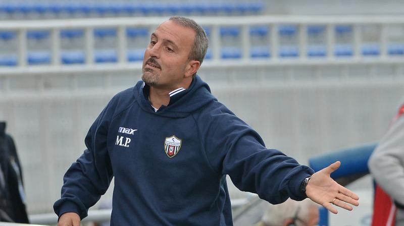 Mario Petrone ai tempi dell'Ascoli