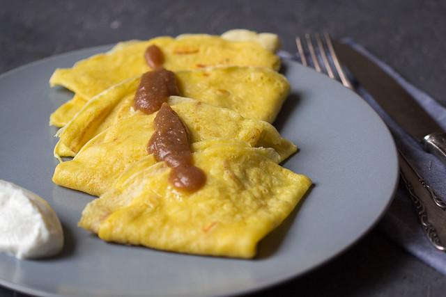 arabische Pfannkuchen via lunchforone
