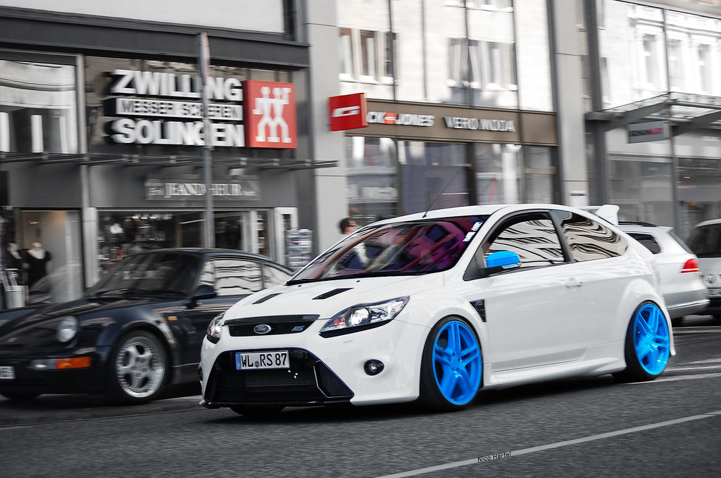 Fast & Furious | Ford Focus RS Special One in Hamburg Jungfe… | Flickr