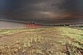Hindsight:  9th Ward Hindsight, Levee wall  2 years later, 2007 | by everett taasevigen