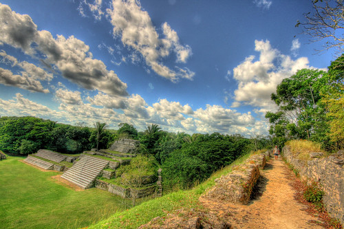 Altun Ha | by Canon in 2D