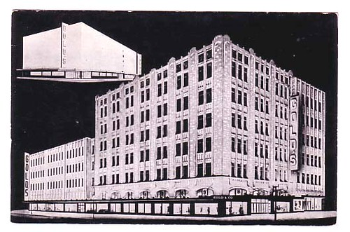 Lincoln Ne Gold S Department Store No Date On The