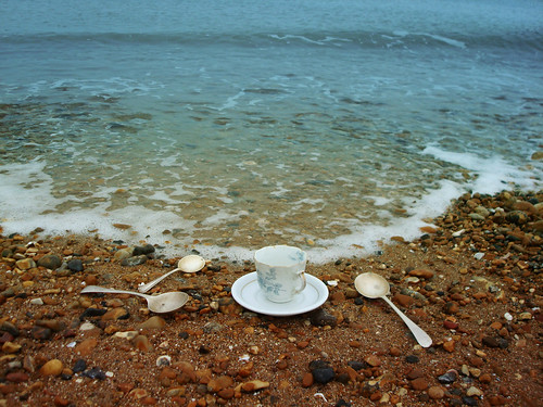 tea beside the sea | by wild goose chase