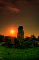 Aghascrebagh standing Stone | by Irishphotographer