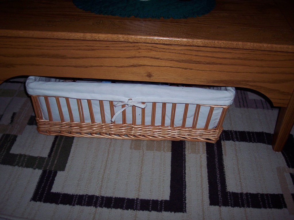 Coffee Table Basket Under Coffee Table Toy Storage Laura Flickr