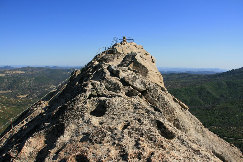 The Summit Of Stonewall Peak Cuyamaca Rancho State Park