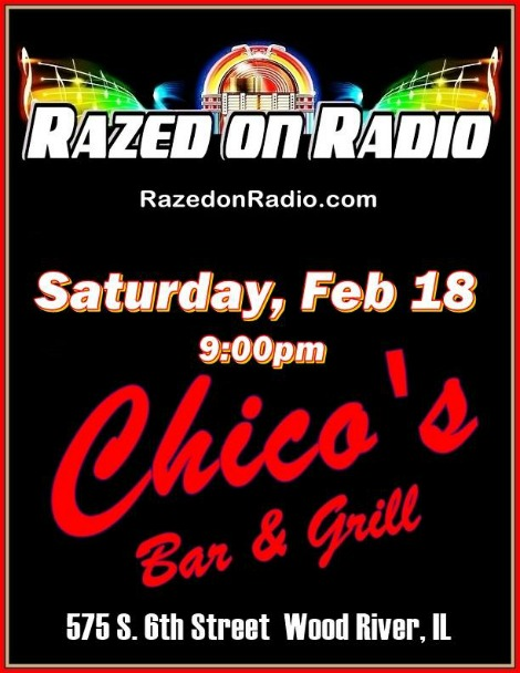 Razed On Radio 2-18-17