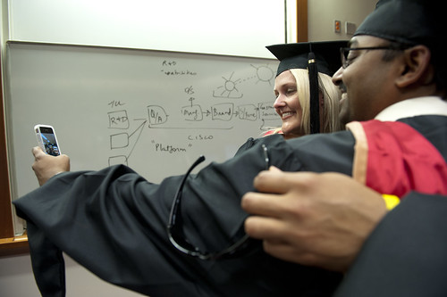 EMBA Class of 2011 Graduation March | by fisherosu
