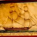 Beautiful Old Painting of Ship