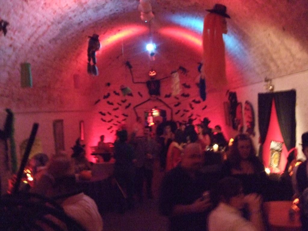 Cloven Hoof Theater Halloween Party @ The Mockbee | Front Ro ...