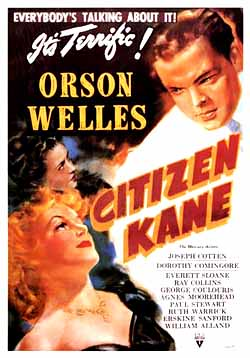 Citizen Kane - US Movie Poster | by Firstposter.com Movie Posters Wall