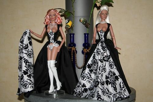 tyler sexy kleid der o anita n dolls fashion design. Black Bedroom Furniture Sets. Home Design Ideas