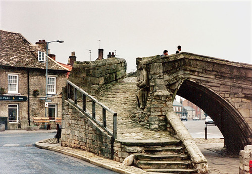 Trinity Bridge, Crowland | by bridgink