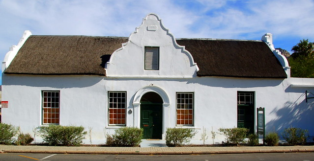 Architect Cape Dutch Cape Dutch Building