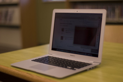 MacBook Air | by Trancepriest