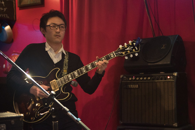 T.G.I.F. Blues Session at Terraplane, Tokyo, 10 Feb 2017 -00218