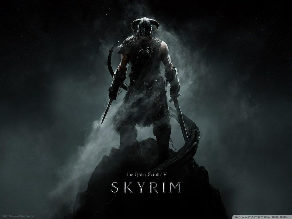 the_elder_scrolls_v_skyrim-wallpaper-1600x1200 | hmomoy ...
