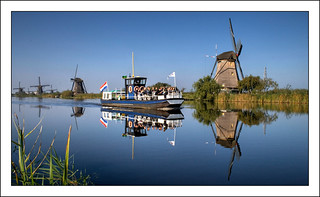 Kinderdijk, the Netherlands | by fatboyke (Luc)