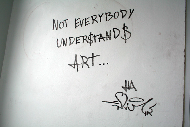 Not Everybody Understands