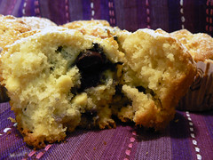White Chocolate Berry Muffins | by :Salihan