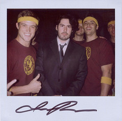 Jason Reitman | by Portroids Polaroid Portraits