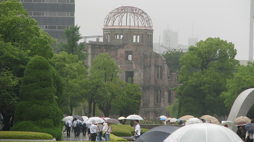 18 - Hiroshima - A-Bomb Dome - 20080619 | by chriggy1