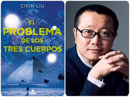 """""""EL PROBLEMA DE LOS TRES CUERPOS"""" de Cixin Liu"""