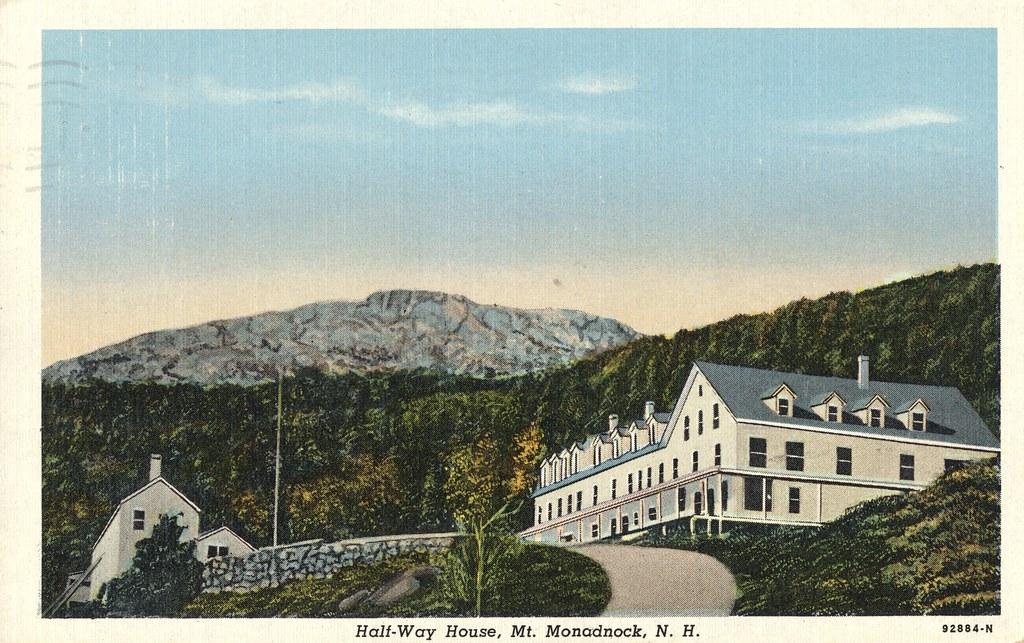 Half-Way House - Mt. Monadnock, New Hampshire