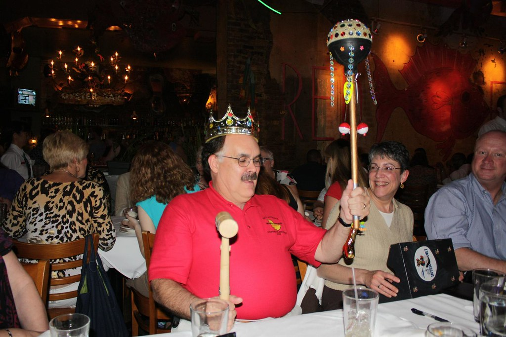 2009 cyber chapter dinner red fish grill new orleans for Salon n 6 orleans