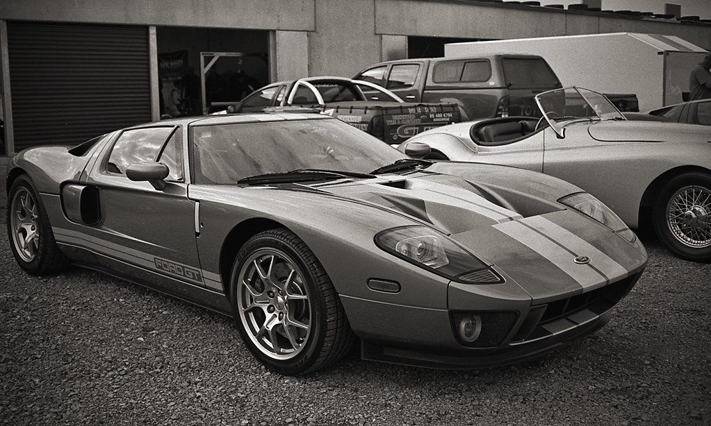 Ford Gt By Spooky Ford Gt By Spooky