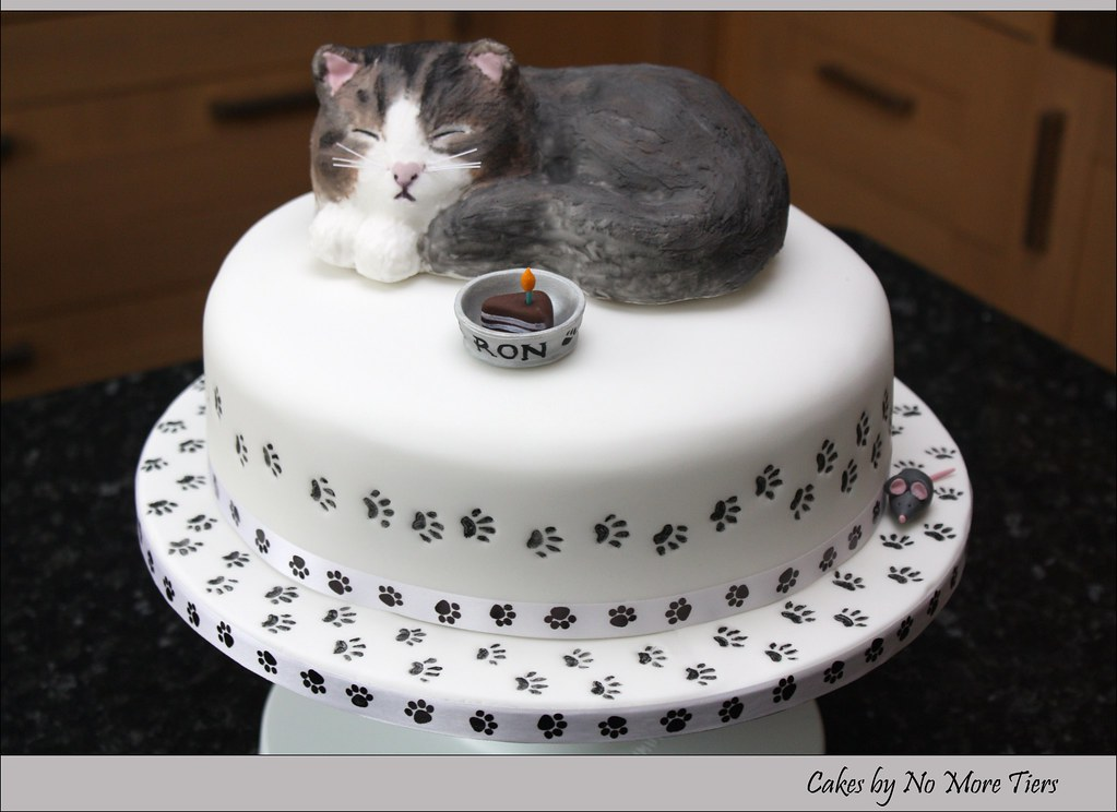 How To Make A Cake Edible For Cats