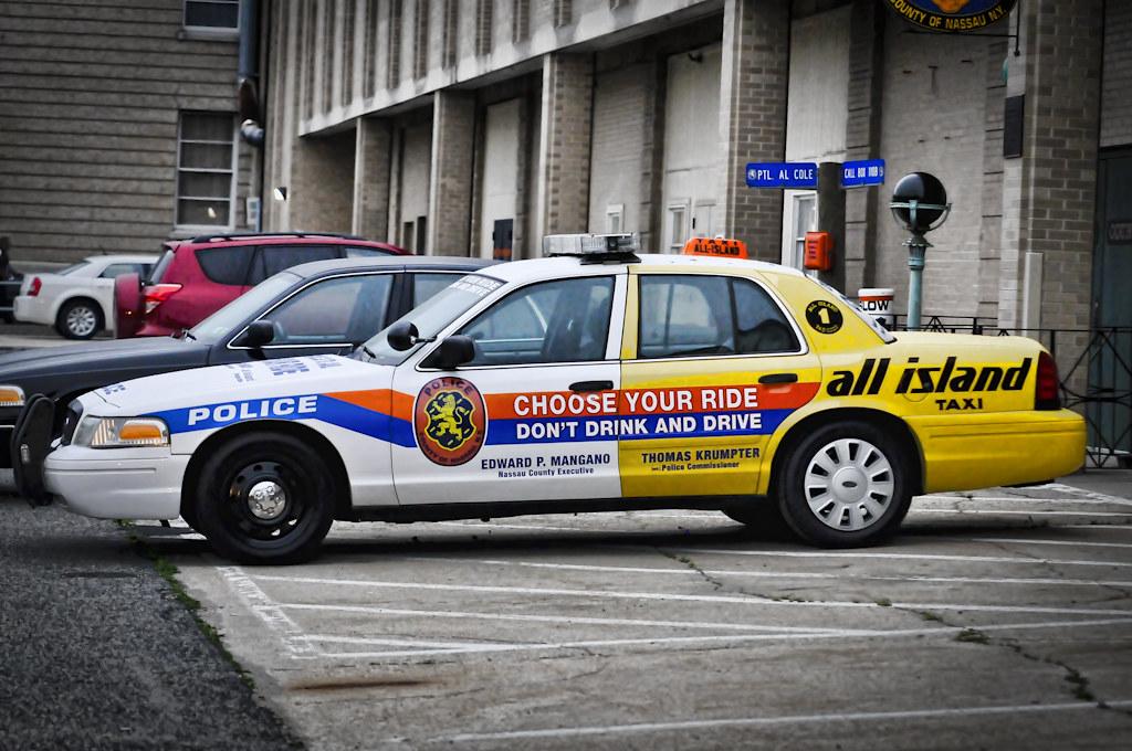 highway patrol taxi the nassau county police department 39 s flickr. Black Bedroom Furniture Sets. Home Design Ideas