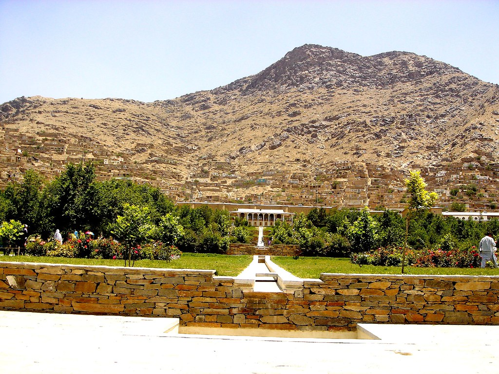 Babur\'s Garden, Kabul | And the emperor asked that they see … | Flickr