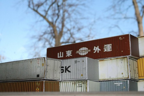 Shipping Containers | by steamshift