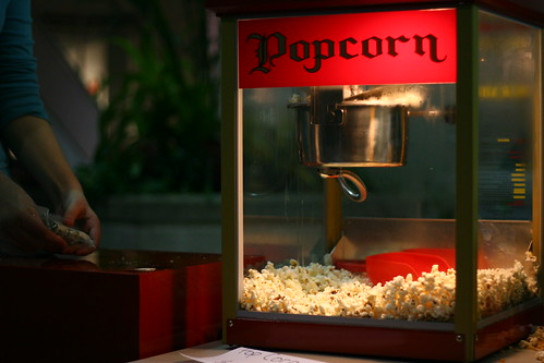 there's just something really cool about popcorn machines. | by SMN