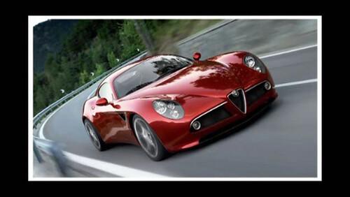 top gear s10e10 - alfa romeo 8c | clarkson: this is the alfa… | flickr