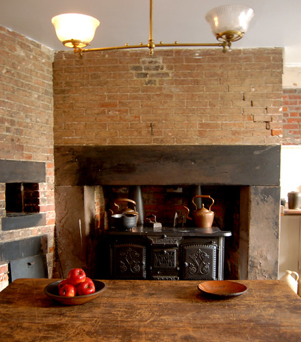 19th Century Kitchen The Merchant S House Museum Is A