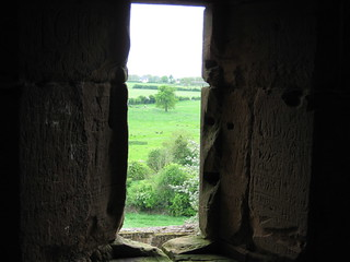 Looking Out The Castle Window | by kayla coo