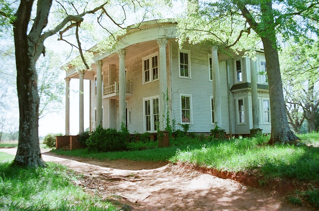The Nolan Plantation House Denys Flickr