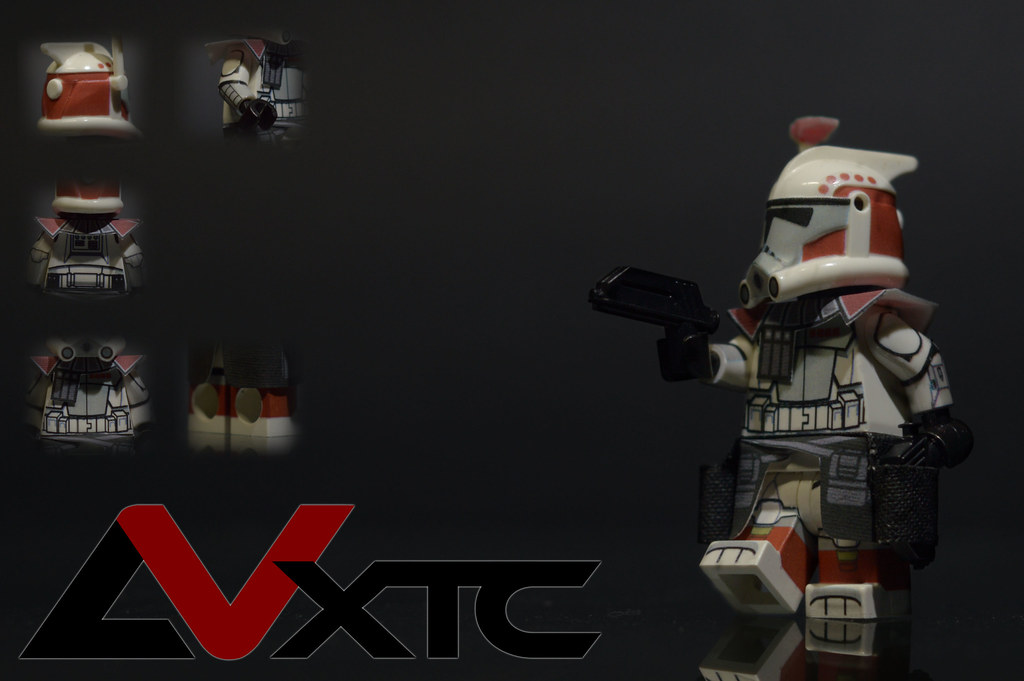 Hammer Arc Trooper As The Fourth And Final Installment